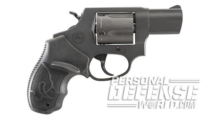Taurus Model 85 Convertible revolver right profile