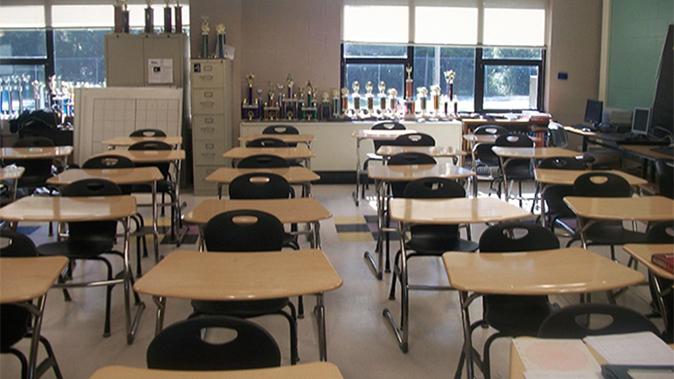 trump school safety plan classroom