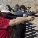 carrying concealed live fire training
