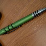 carrying concealed tactical pen