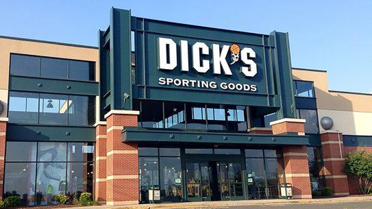 dick's sporting goods gun policy