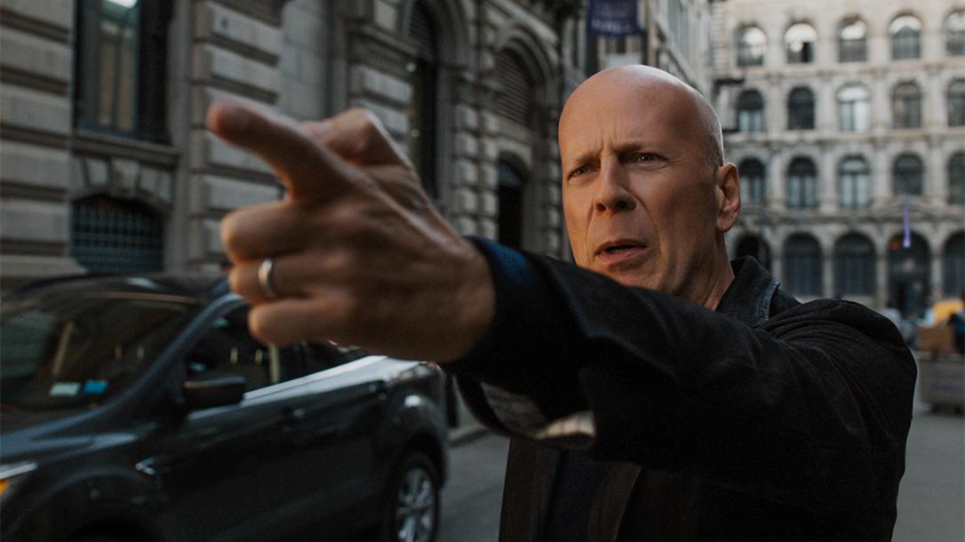 Death Wish remake 2018 Bruce Willis