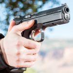 Pistol grip ways to hold a handgun CZ USA