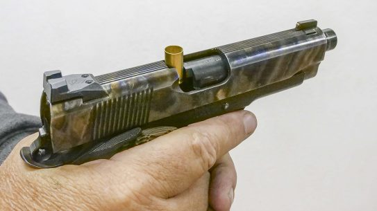 Pistol Malfunctions stovepipe