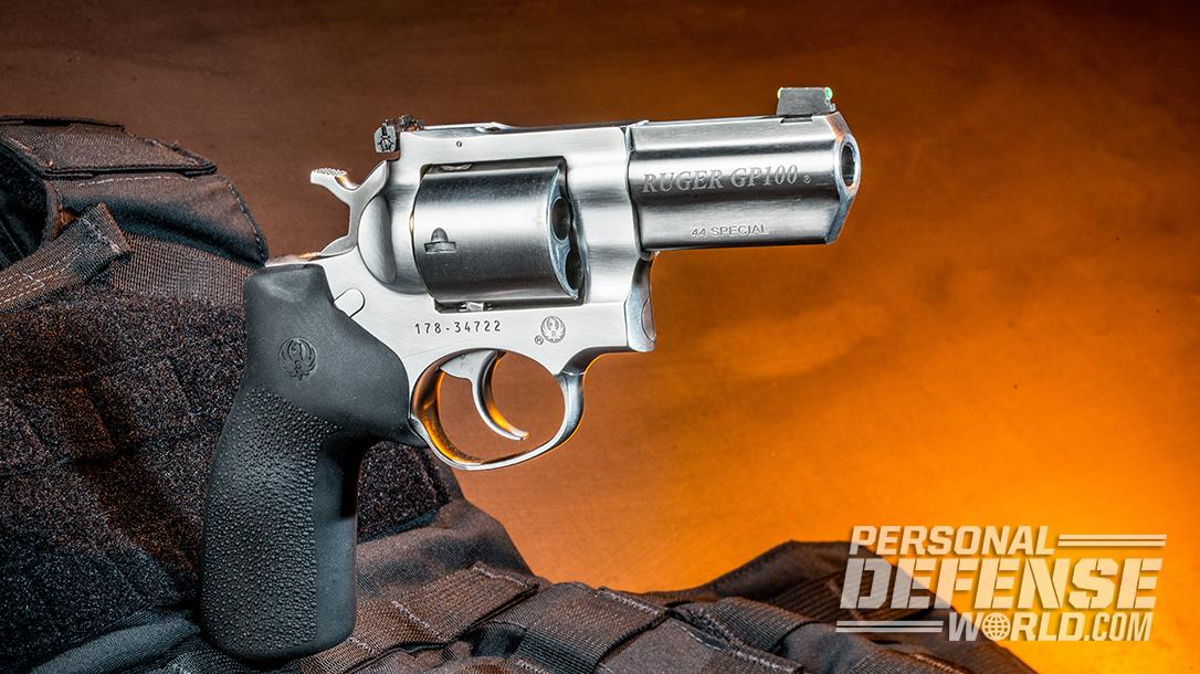 ruger gp100 review revolver