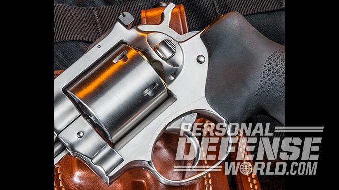 ruger gp100 review revolver cylinder release hatch