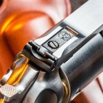 ruger gp100 review revolver rear sight