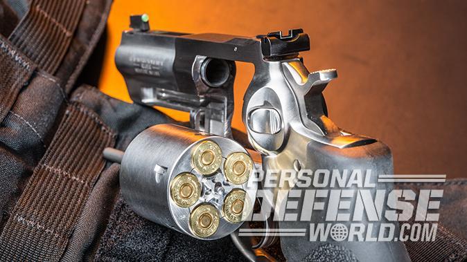 ruger gp100 review revolver cylinder