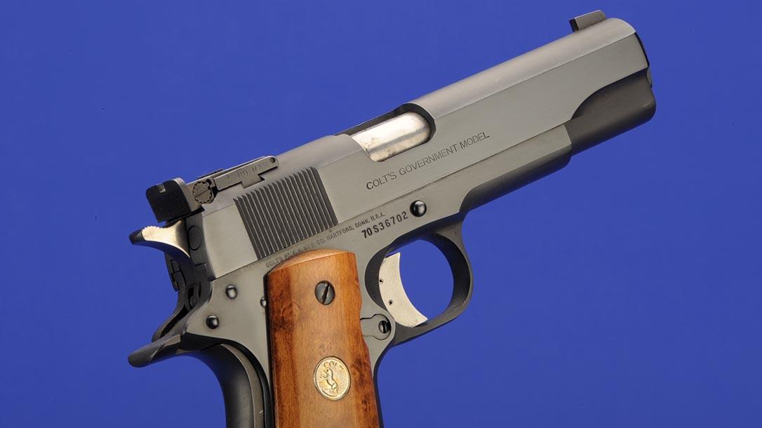 38 super handloading colt 1911 right profile