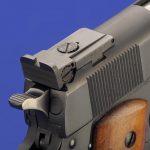 38 super handloading colt 1911 bo mar rear sight