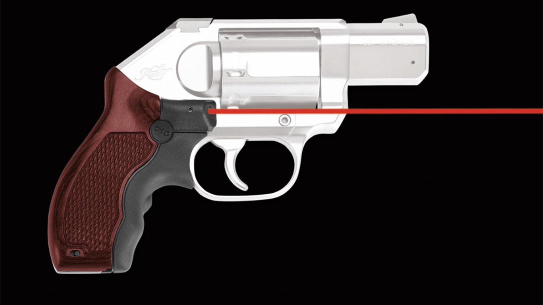 Crimson Trace LG-952 Lasergrips sight right profile