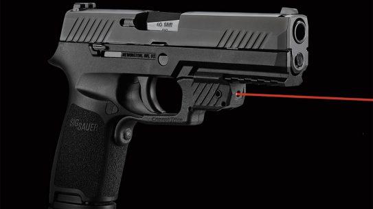 Crimson Trace LG-420 laserguard sig p320 right angle