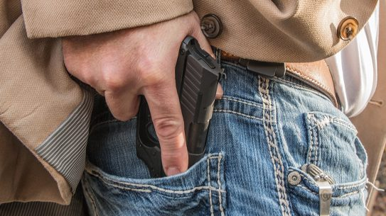 crimson trace laserguard remington rm380 pistol pocket