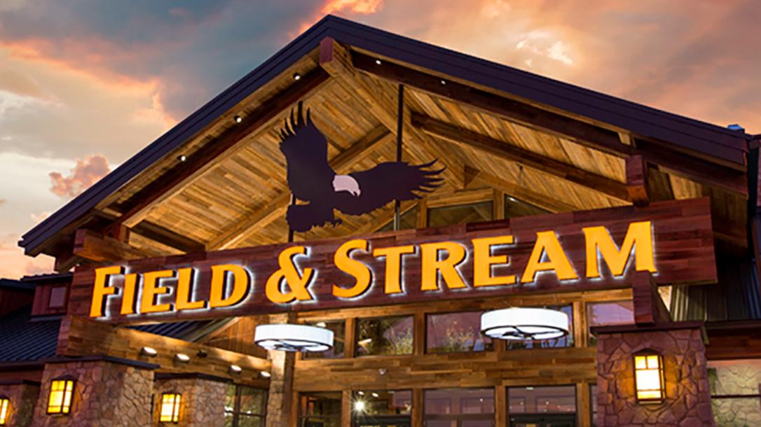 dick's sporting goods field & stream location