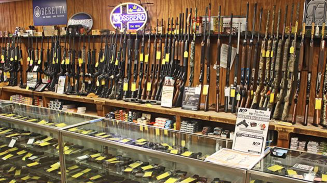 dick's sporting goods rifles