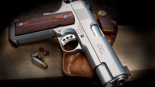 Ed Brown Executive Commander 1911 pistol beauty