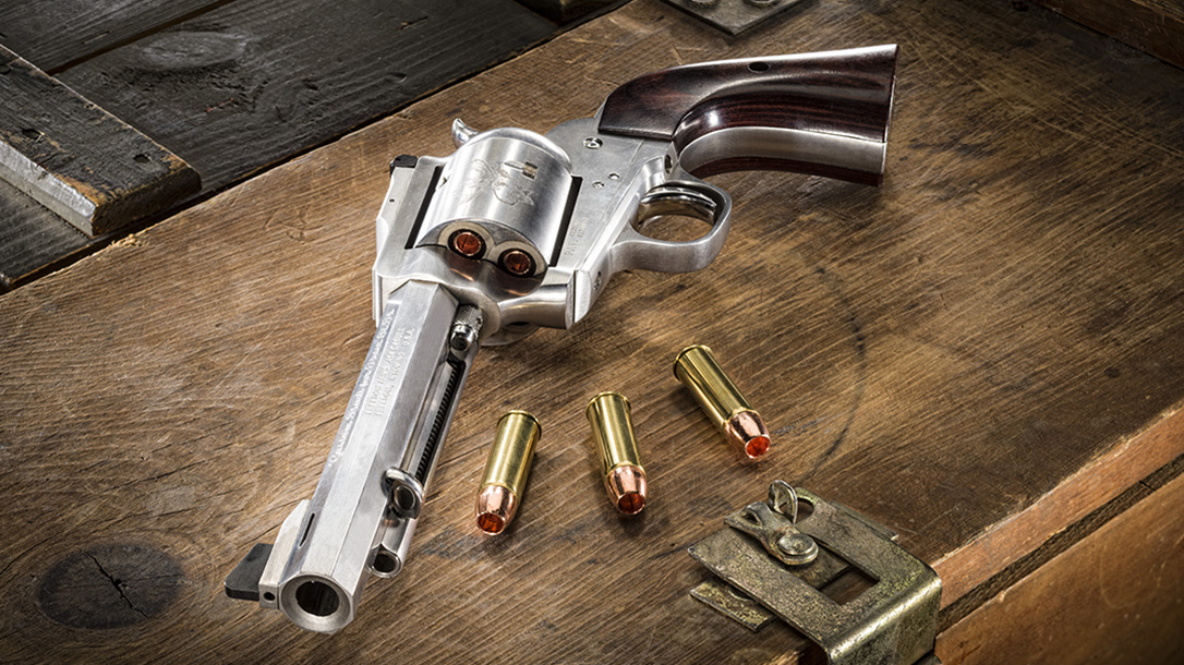 Freedom Arms Model 83 Premier Grade Predator revolver beauty