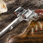 Freedom Arms Model 83 Premier Grade Stalker revolver beauty