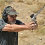 Freedom Arms Model 83 Premier Grade Stalker revolver recoil