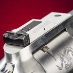 Freedom Arms Model 83 Premier Grade Predator revolver rear sight