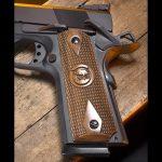 Iver Johnson Eagle XL pistol grip