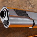 Iver Johnson Eagle XL pistol barrel bushing