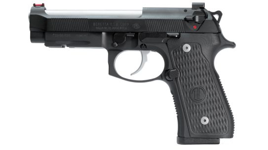 Langdon Tactical Beretta 92 Elite LTT pistol left profile