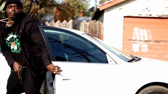 Lizk rapper gun arrest