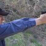 atei hybrid kit m&p9c pistol shooting shell casing
