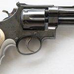 massad ayoob gun decorations revolver right profile
