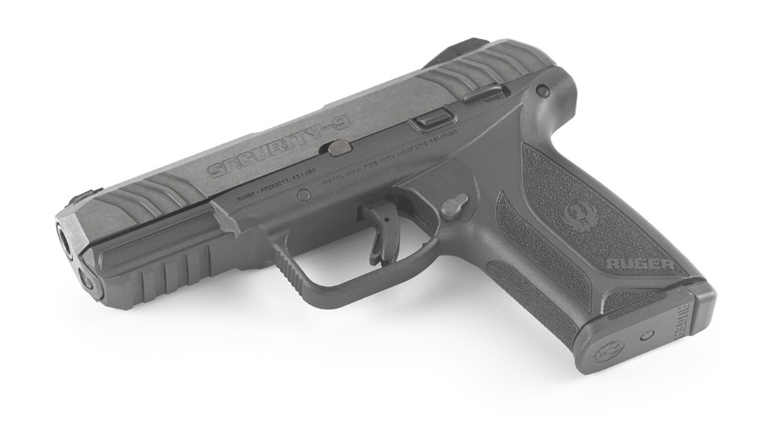 galco ruger security-9 pistol left angle