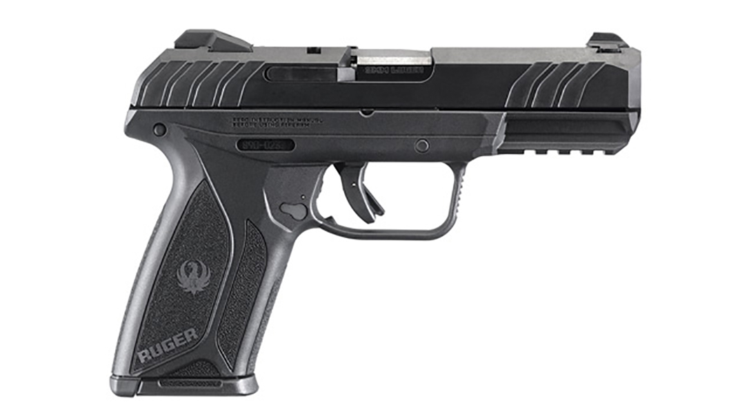galco ruger security-9 pistol right profile