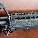 springfield saint rifle handguard profile