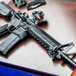 springfield saint rifle right angle