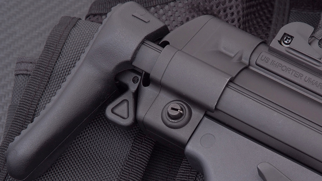Walther HK MP5A5 rifle stock