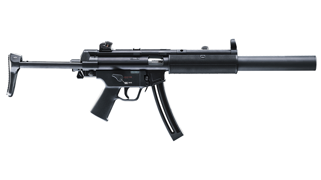 Walther HK MP5A5 and mp5sd rifle
