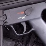 Walther HK MP5A5 rifle ambidextrous safety