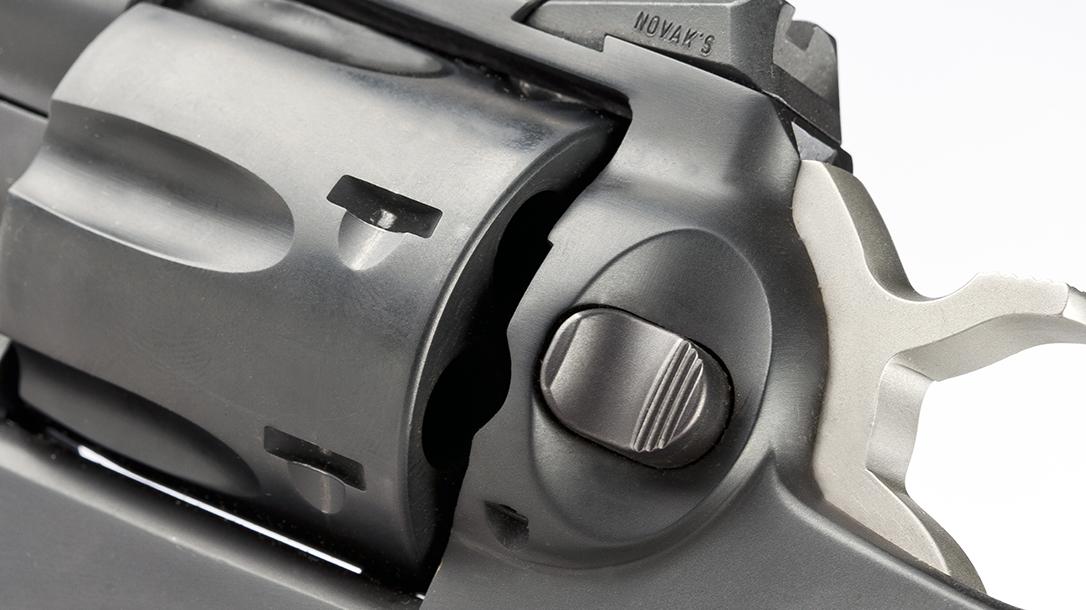 Wiley Clapp Ruger GP100 revolver cylinder latch