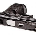 zev Enhanced Prize Fighter pistol slide side view