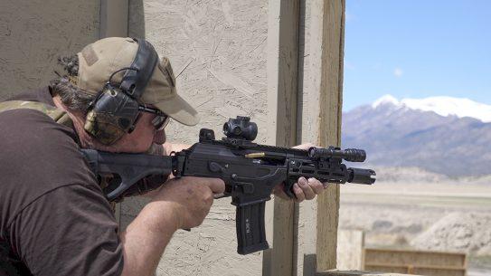 IWI Galil ACE 5.56 Pistol, Range home defense