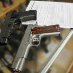 HR 5490 handgun license bill background check form