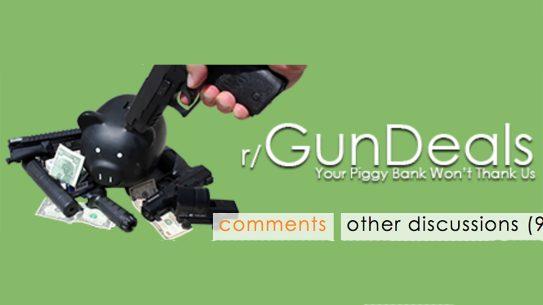 reddit gun deals subreddit logo