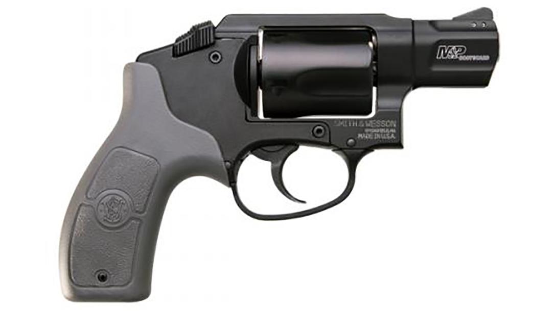 smith wesson m&p bodyguard 38 revolver right profile