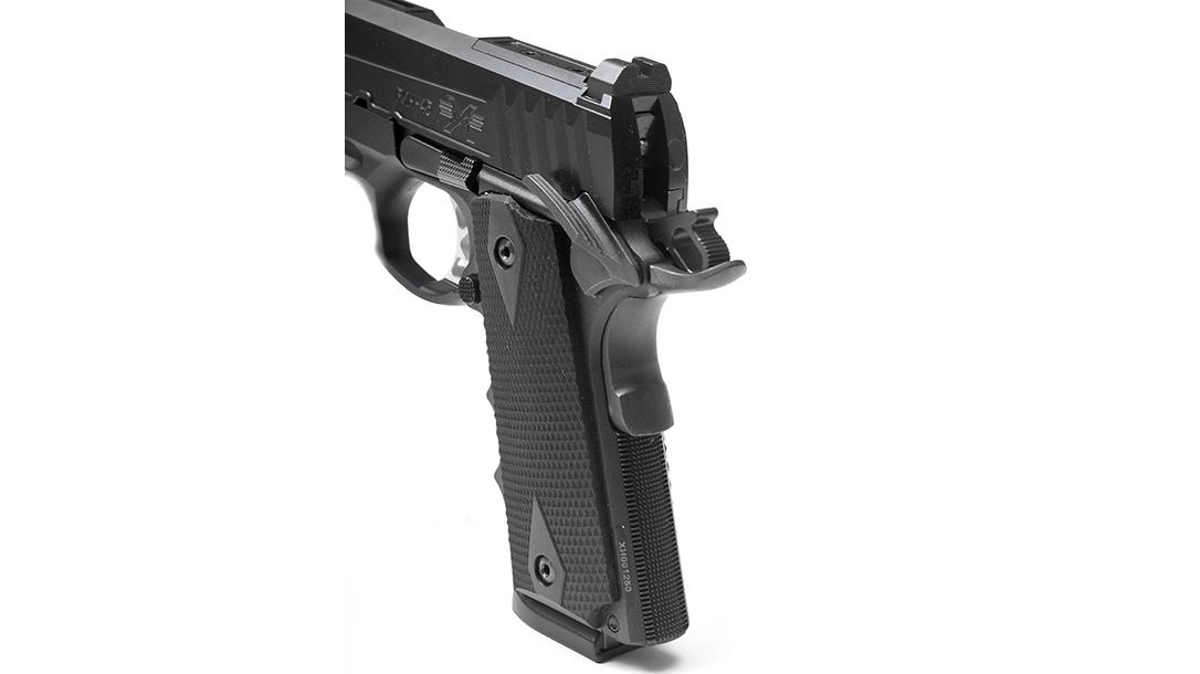 ATI FXH-45 pistol rear sight