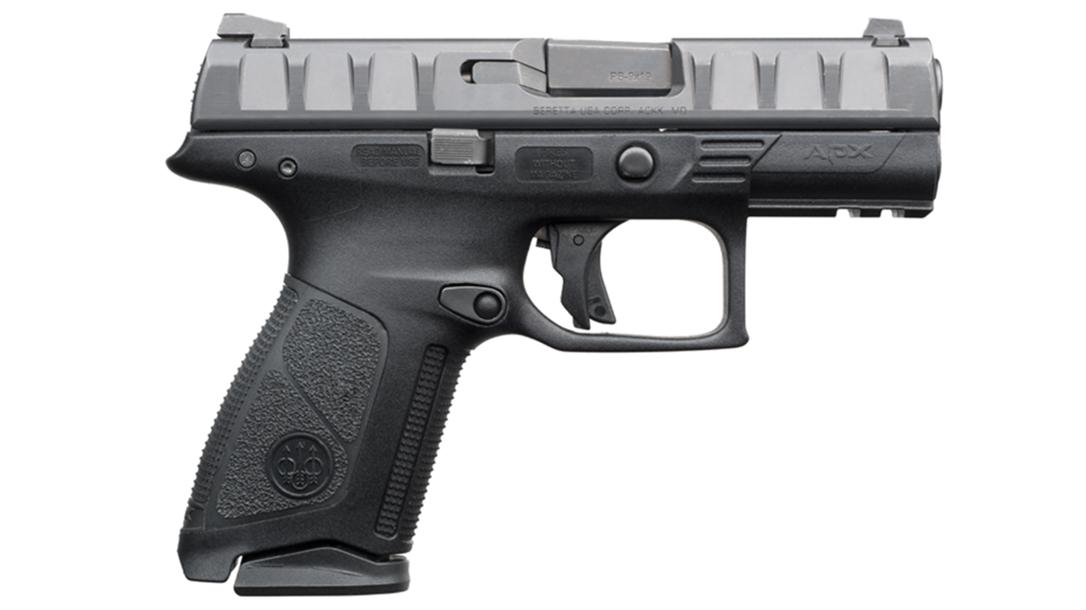 Beretta APX compact Centurion right profile