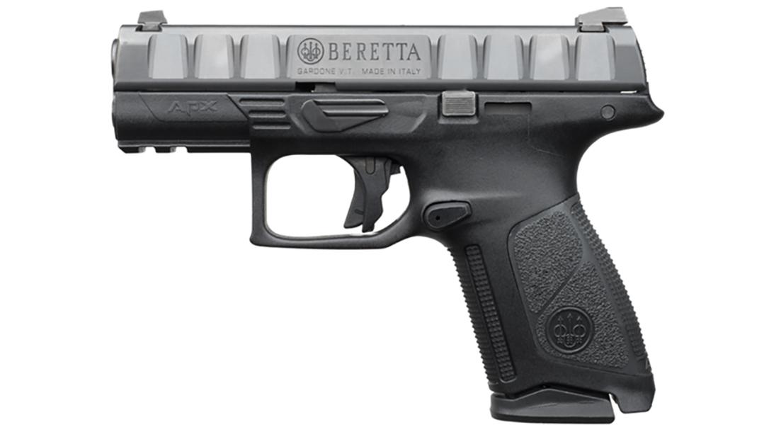Beretta APX compact Centurion left profile