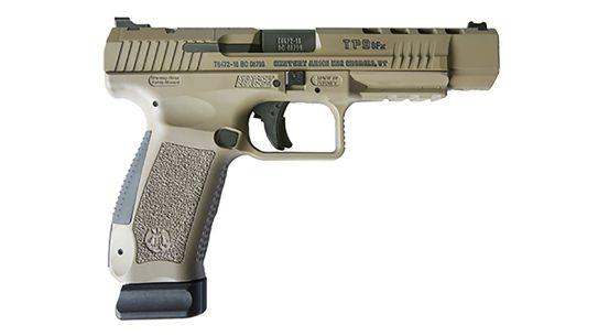 century arms Canik TP9SFx Pistol fde right profile