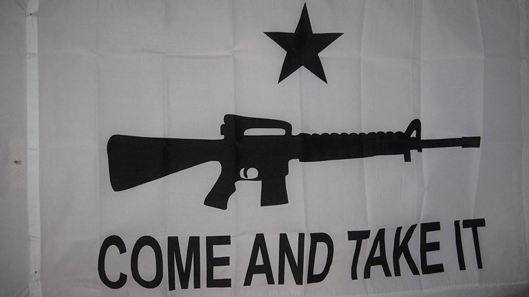 come and take it flag ar-15