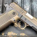 Guncrafter Hellcat X2 commander pistol beauty shot