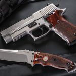 hogue sig sauer knives EX-F01 fixed blade